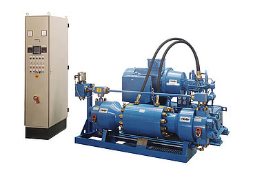 Hot isostatic pressing machines (HIP)